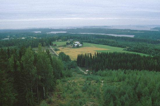 Suomen Järvet Määrä